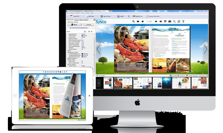 create impressive digital flipbooks from pdf for business e screencast >