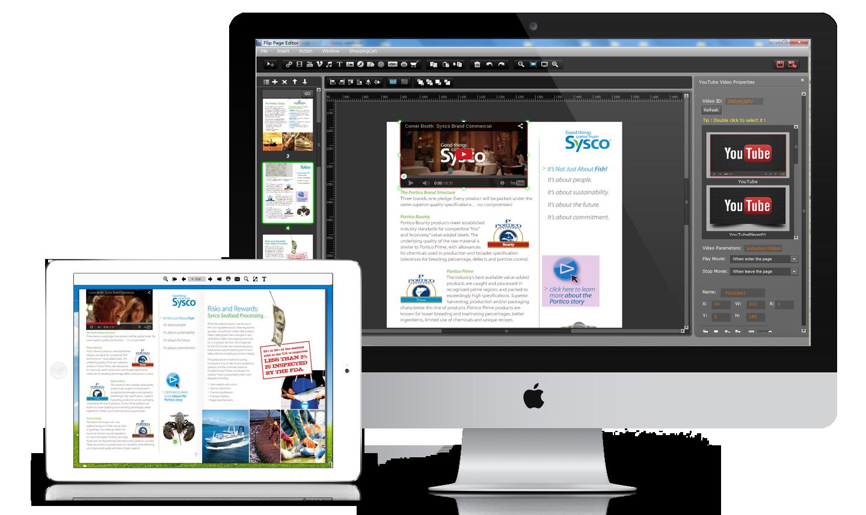 Create Online Publication