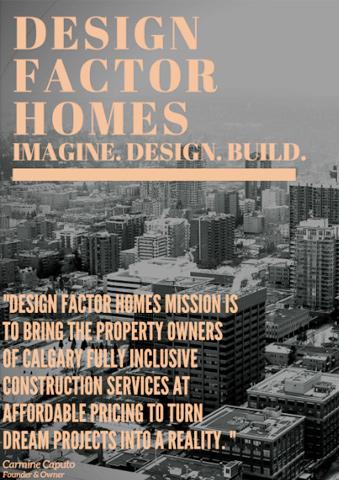 Design Factor Homes Brochure