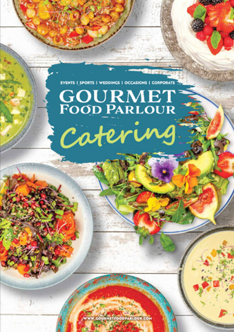 GFP Catering Brochure