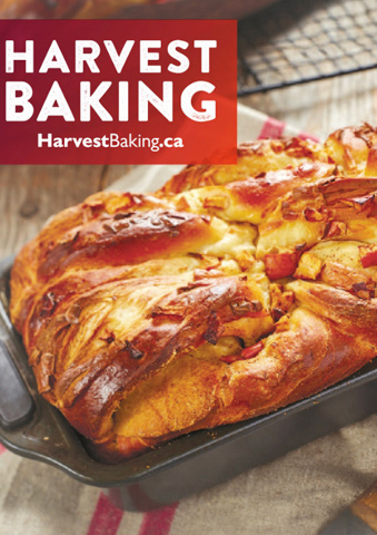 Harvest Bake Booklet