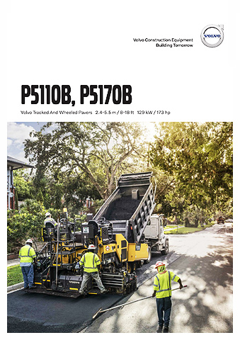 Tracked and Wheeled Brochure