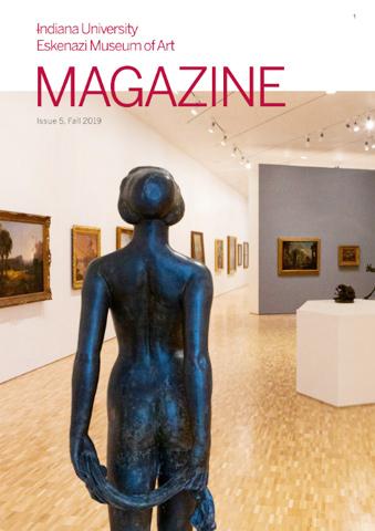 Eskenzi Museum Magazine