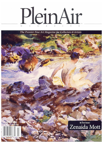 Pleinair Art Magazine